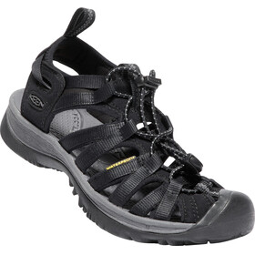 Keen Whisper Sandals Women Black/Magnet